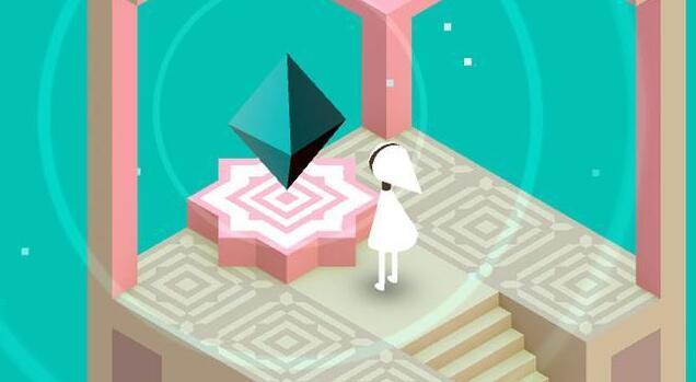 纪念碑谷2:好游戏有很多 但它是能征服妈妈的那一个