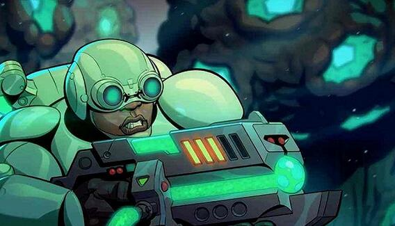 即时战略游戏《钢铁战队》9月14日全球同步上线