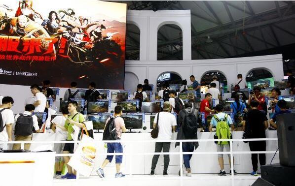 中国动漫游戏发展迅猛 年轻人消费潜力巨大