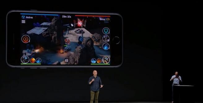 苹果8发布会惊喜连连:AP游戏再成主角?