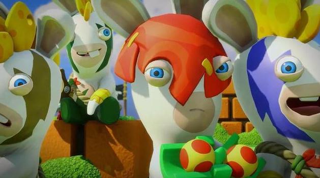 当马里奥遇上疯兔 任天堂合作育碧欢乐组合