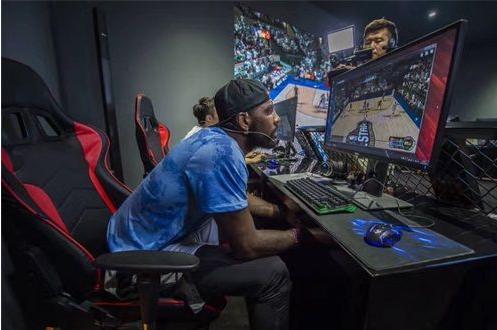 篮球电竞嘉年华 NBA2K Online给你好看