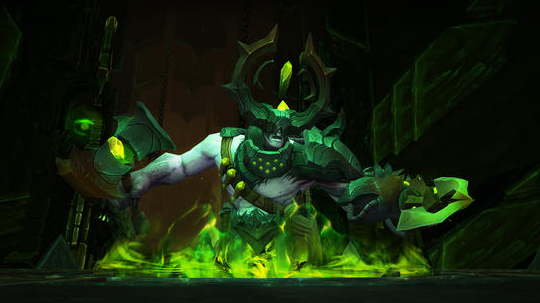 魔兽世界终结之战降临 燃烧王座新团本开启