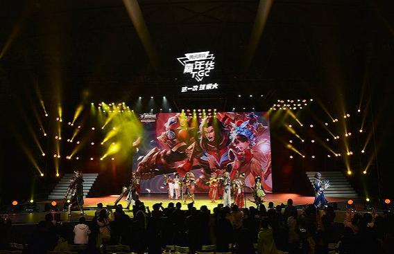 2017腾讯嘉年华精彩展区集锦 带你看个过瘾