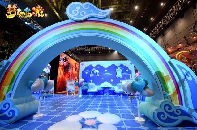 2017梦幻西游嘉年华梦幻开幕 寻找告白的她