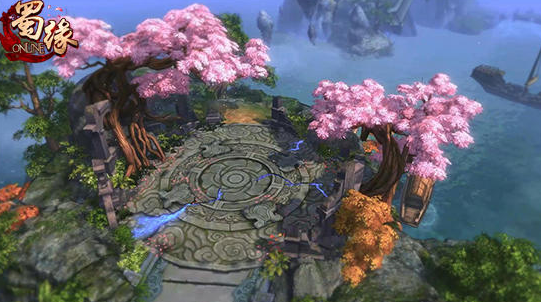 云蟾新仙侠游戏正式命名《蜀缘》 一月唯美开测