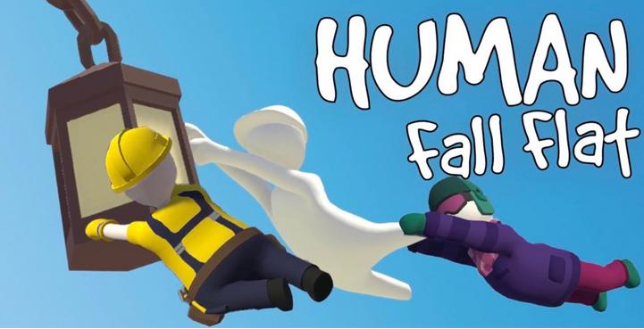 Steam冬季促销 《人类一败涂地》这游戏已经中毒