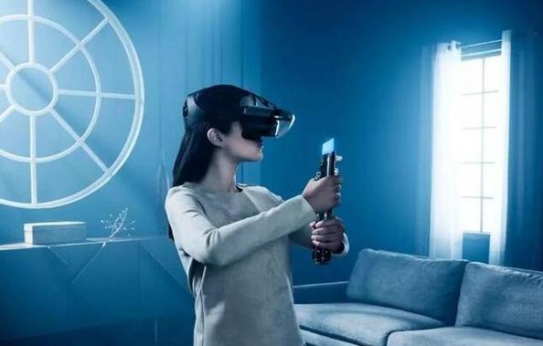 VR和AR产业预计五年内销量增长率达到52.5%