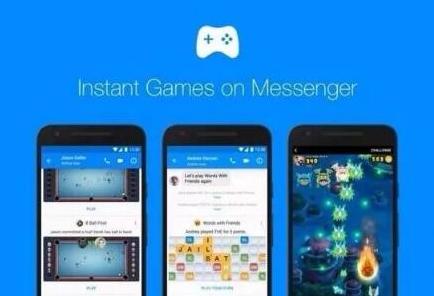 脸书小游戏平台全面开放 H5小游戏潮流来袭