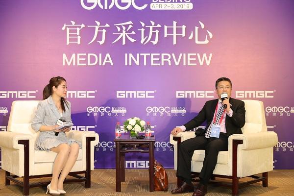 GMGC北京2018|专访巴林王国经济发展委员会驻华国家代表蒋�S