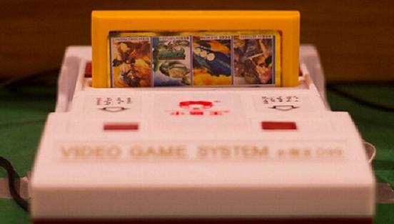 小霸王游戏机重回市场 致力于正版游戏发展