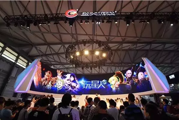参展面积均大幅提升!2018ChinaJoyBTOC展商巡礼