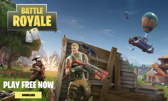 全球数字游戏4月份收入增长:《堡垒之夜》打破记录