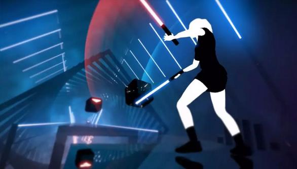 VR游戏新作《节奏光剑》 再掀VR游戏热潮