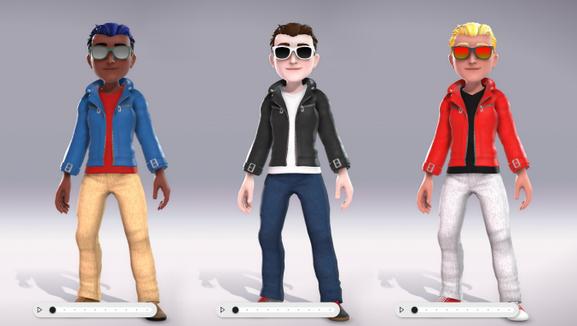 微软即将上线的全新Xbox Avatar 虚拟形象系统,