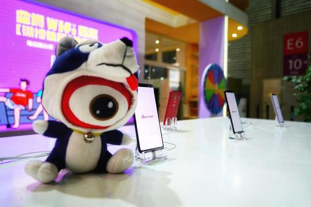 2018 ChinaJoy 新浪游戏开放式风格展台脱颖而出