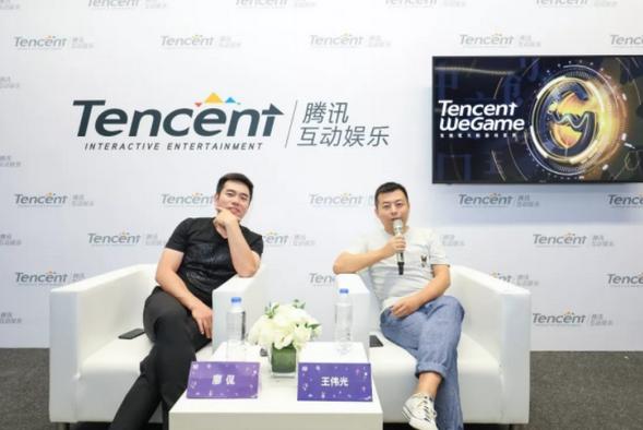 ChinaJoy腾讯WeGame专访:面向全球致力于国产游戏发展