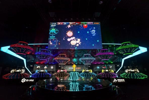 巨人网络推出《球球大作战》全新IP打造计划