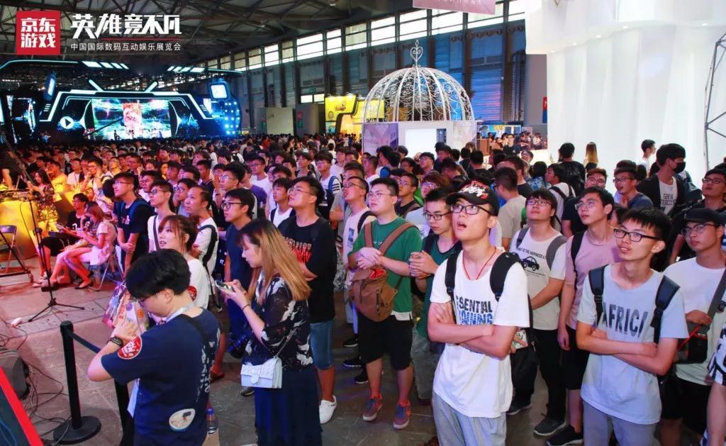 电商迎接数字娱乐浪潮的正确姿势,京东游戏首秀ChinaJoy给出答案