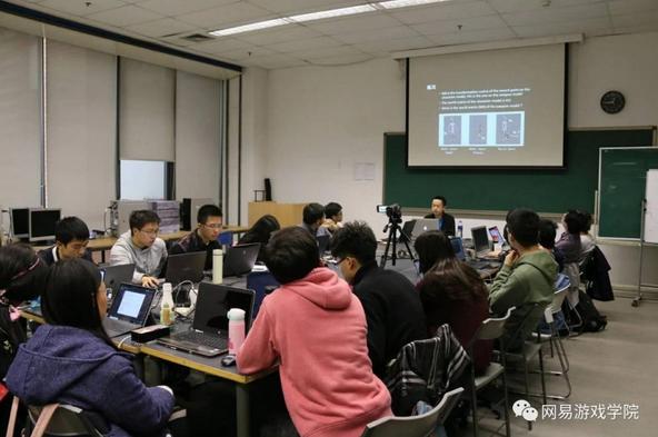 网易游戏学院合作清华 开设游戏设计定制课程