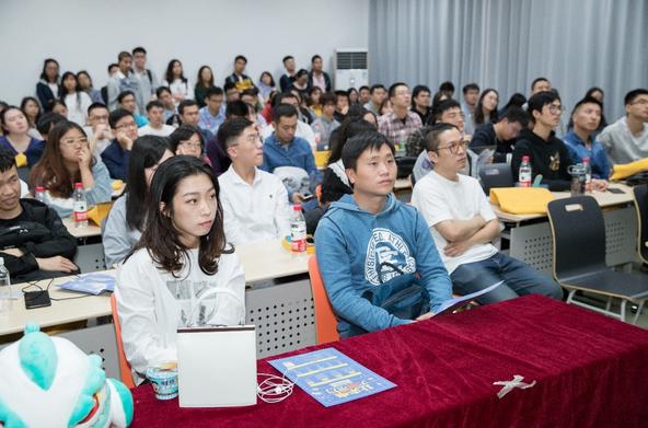 """游族2019校招宣讲会""""让未来大游可为""""圆满结束"""