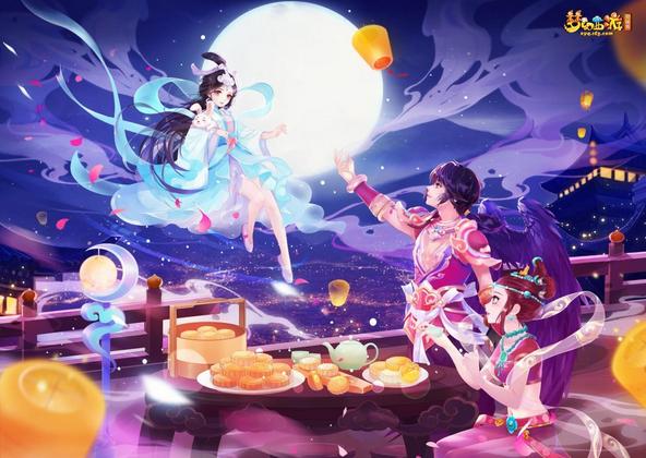 《梦幻西游》入选中国当代文化产品最具价值IP之一