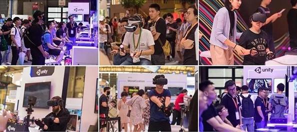 全球知名游戏引擎Unity确认参展2019 ChinaJoy