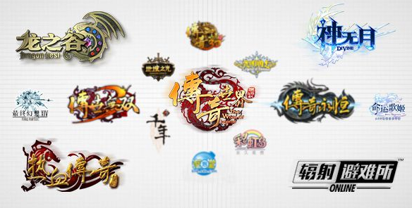 """盛大游戏宣布启用""""盛趣游戏""""作为公司新的品牌主体"""