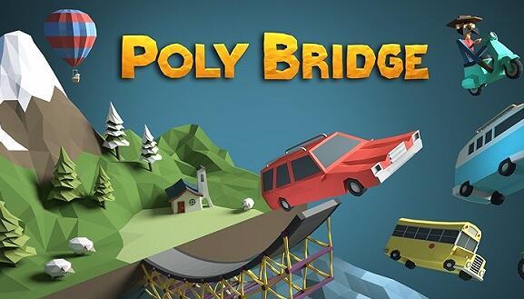 《Poly Bridge》一周进50国付费榜前十 获苹果全球推荐