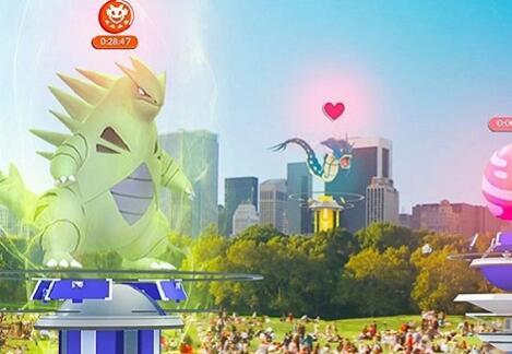 《精灵宝可梦GO》大规模版本更新 游戏再次火爆